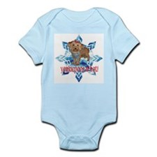 Funny Yorkiepoos Infant Bodysuit