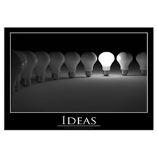 Ideas concept Wall Art