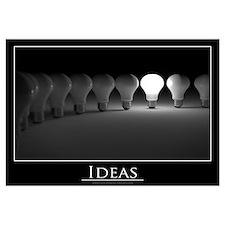 Ideas concept Wall Art