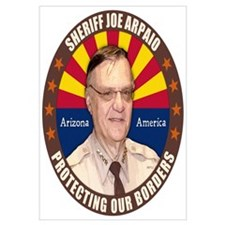 Sheriff Joe Arpaio Wall Art