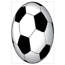 Soccer Ball Wall Art