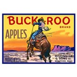 Buckaroo Apples Wall Art