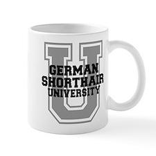 German Shorthair UNIVERSITY Mug