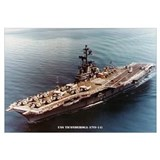 USS TICONDEROGA Wall Art