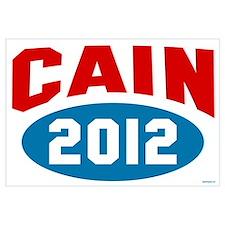 Cain 2012 Wall Art
