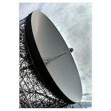 The Lovell Telescope at Jodrell Bank Observatory i
