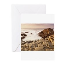 New Section-Giants Causeway, Greeting Cards (Pk of