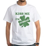 Unique Kiss me i'm irish Shirt