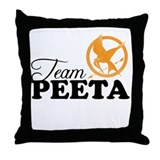 Hunger Games Throw Pillow