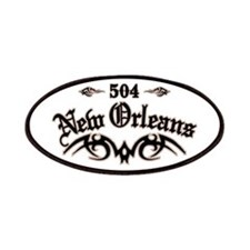 New Orleans 504 Patches