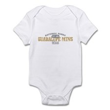Guadalupe Mtns National Park Infant Bodysuit