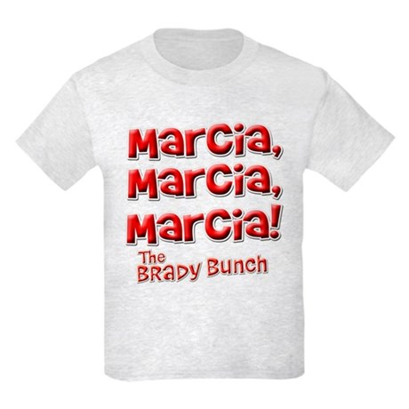 Marcia Brady Bunch Kids Light T-Shirt