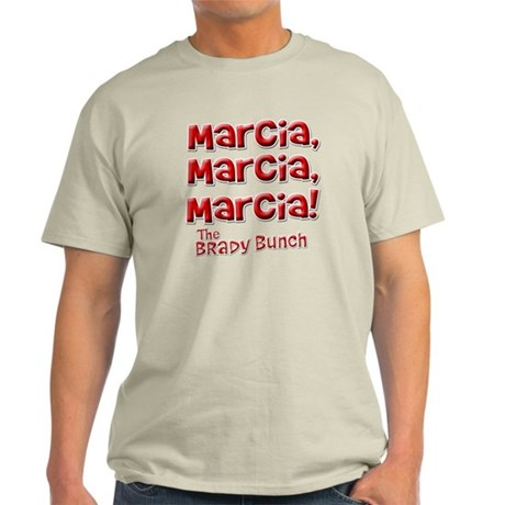 Marcia Brady Bunch Light T-Shirt
