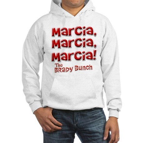 Marcia Brady Bunch Hooded Sweatshirt