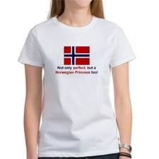 Perfect Norwegian Princess Tee