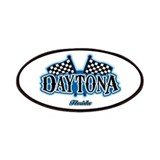 Daytona Flagged Patches