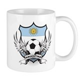 Argentina Soccer Mug