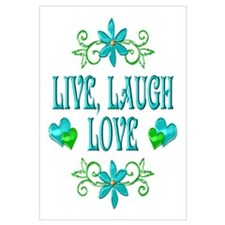 Live Laugh Love Wall Art