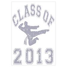 Class Of 2013 Martial Art Wall Art