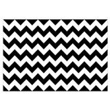 Cute Zigzag Wall Art