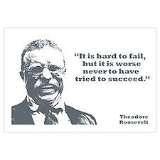 Roosevelt - Failure Wall Art