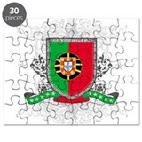 Portugal Shield Puzzle
