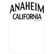 Anaheim Wall Art