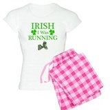 Irish I Was Running pajamas
