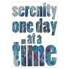 Serenity Day at a Time Wall Art