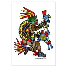 Aztec Sun God Wall Art