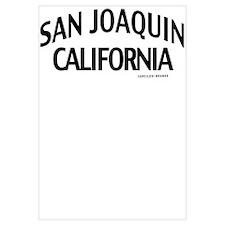 San Joaquin Wall Art