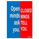 Open Mind Wall Art