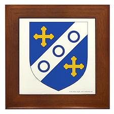 Nikolaos' Framed Tile