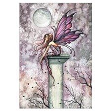 The Lookout Fairy Wall Art