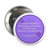 Dravet Purple Day 2.25&amp;quot; Button (10 pack)