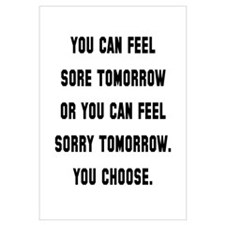 Sore Or Sorry Wall Art