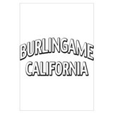 Burlingame California Wall Art