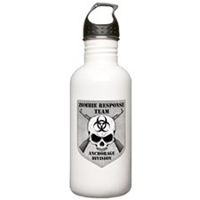 Zombie Response Team: Anchorage Division Water Bottle