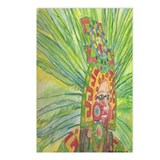 COLORES DE AZTECA Postcards (Package of 8)