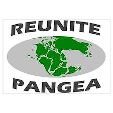 Reunite Pangea Wall Art