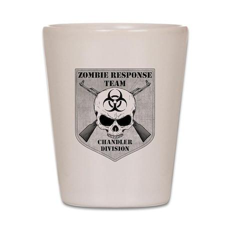 Zombie Response Team: Chandler Division Shot Glass