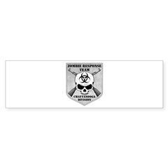 Zombie Response Team: Chattanooga Division Sticker