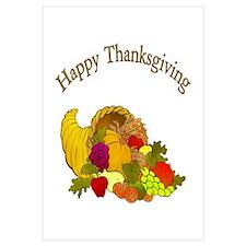Happy Thanksgiving Wall Art