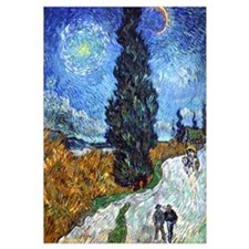 Van Gogh in Provence Wall Art