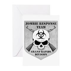Zombie Response Team: Grand Rapids Division Greeti