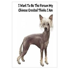 Chinese Crested Wall Art