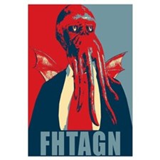 Fhtagn Wall Art