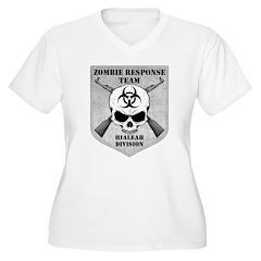 Zombie Response Team: Hialeah Division Women's Plu