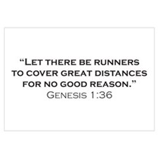 Runner / Genesis Wall Art
