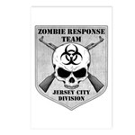 Zombie Response Team: Jersey City Division Postcar